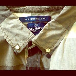 Old navy men's shirt!